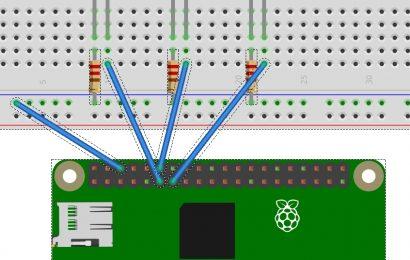 [ラズパイ] LED点灯(Lチカ)でPythonの勉強がてらカスタムクラスを作った話