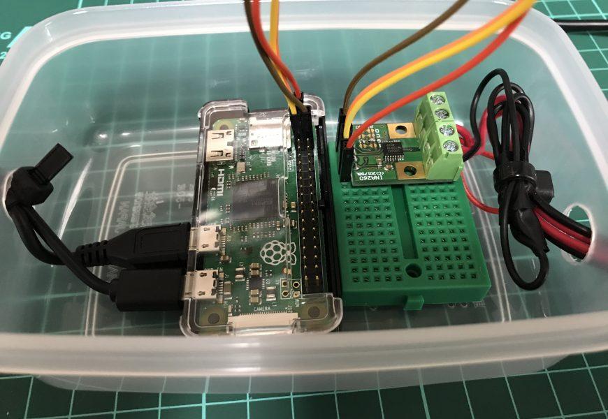 [ラズパイ] 電圧・電流をラズパイで計測する(INA226・INA260)[接続編]