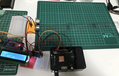 [ラズパイ] 距離センサ(超音波) HC-SR04の精度検証